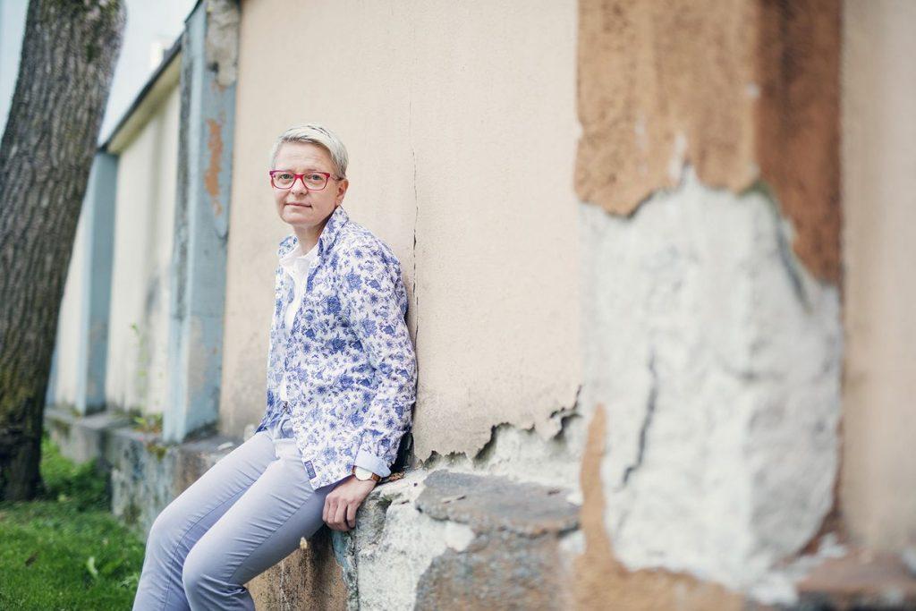 Virpi Karhu / Kuva: Lauri Rotko