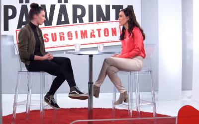 Ex-huumeriippuvaisen Lisan haastattelu Sensuroimaton Päivärinta -ohjelmassa
